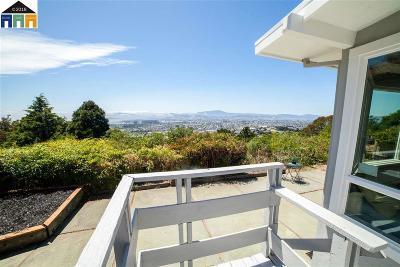 El Cerrito CA Single Family Home For Sale: $849,900