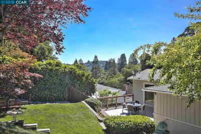 Orinda Single Family Home For Sale: 24 Crescent Dr