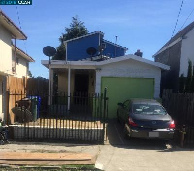 Richmond Single Family Home For Sale: 2322 Grant Ave
