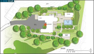 Lafayette Residential Lots & Land For Sale: LOT 1 Lucas Ranch Court