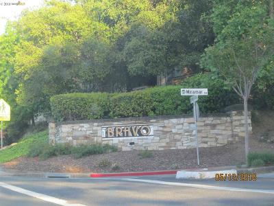 Hercules Condo/Townhouse Back On Market: 111 Tuscany Ct