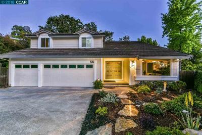 Walnut Creek Single Family Home For Sale: 2453 Providence Ct