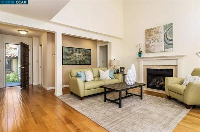 Walnut Creek Condo/Townhouse For Sale: 309 Pimlico Dr