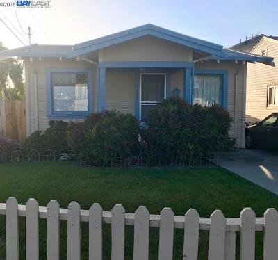 Fremont Single Family Home For Sale: 4091 Central Ave