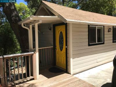 Orinda Single Family Home Pending Show For Backups: 9 Birch Ct