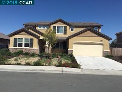 Oakley Single Family Home Price Change: 138 Kings Canyon Way