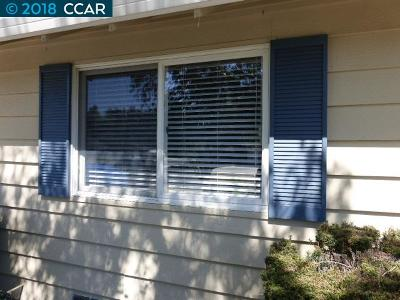 Contra Costa County Rental For Rent: 1813 Hoover Ct