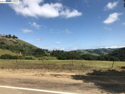 Castro Valley Residential Lots & Land For Sale: Jensen Rd.