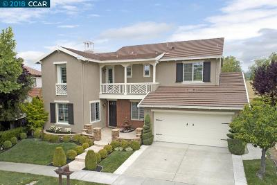San Ramon CA Single Family Home Contingent: $1,379,000