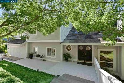 Alamo, Danville, San Ramon, Dublin, Pleasanton, Livermore Single Family Home New: 1350 Sugarloaf Dr