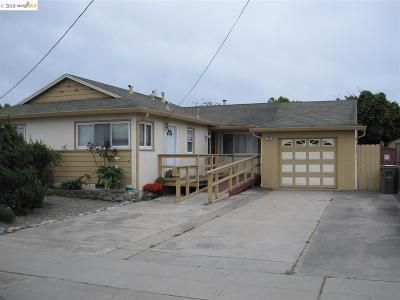 San Leandro Single Family Home New: 1752 Manor Blvd