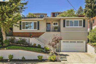 Oakland Single Family Home For Sale: 3393 Victor Ave