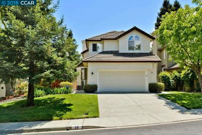 Danville, San Ramon Single Family Home New: 29 Sage Hill Court