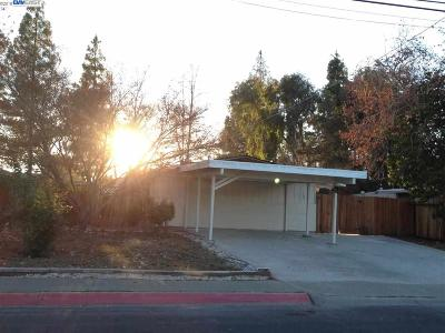 Concord Rental For Rent: 1433 Toyon Dr