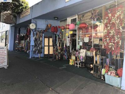 Richmond Commercial For Sale: 12641 San Pablo Ave