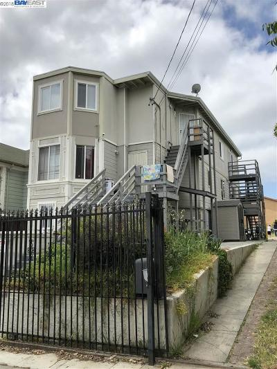 Oakland Multi Family Home For Sale: 2223 E 23rd St