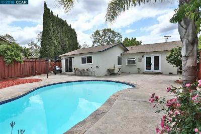 Concord Single Family Home For Sale: 2693 E Olivera Rd