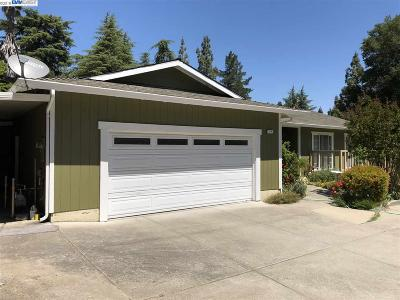 Alamo CA Single Family Home For Sale: $1,249,000