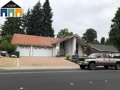 Contra Costa County Rental For Rent: 3031 Montevideo