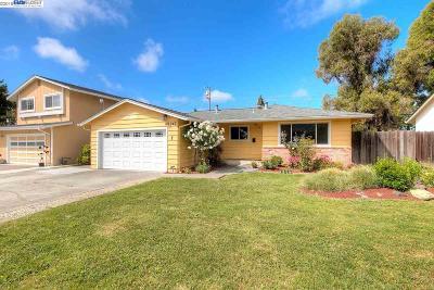 Fremont CA Single Family Home New: $1,299,000