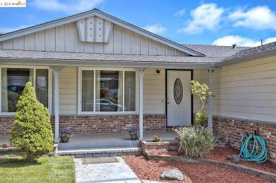 Oakland Single Family Home For Sale: 10 Van Cleave Way