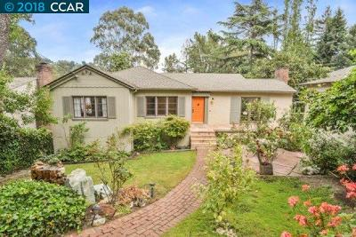 Oakland Single Family Home New: 5970 Bruns Court