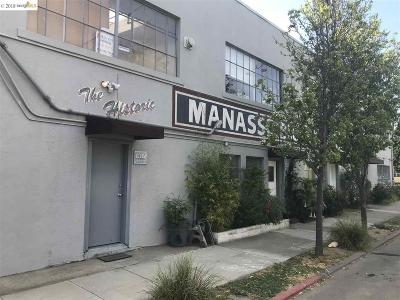 Berkeley Commercial For Sale: 1312 4th St