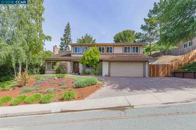 Moraga Single Family Home For Sale: 127 Calle La Mesa