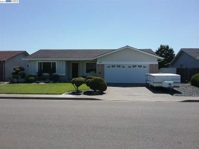 Union City Single Family Home For Sale: 2574 Bing Ct.