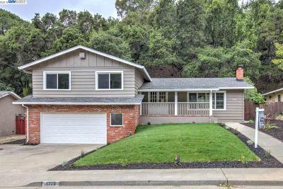 Castro Valley Single Family Home New: 5728 Cold Water Dr