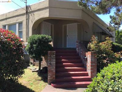 Oakland CA Multi Family Home New: $875,000