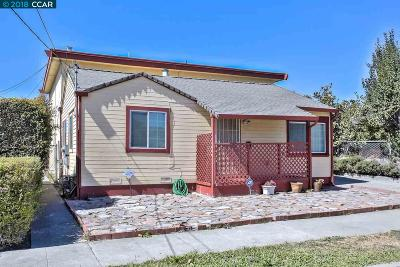 Richmond CA Single Family Home New: $599,000
