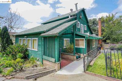 Hayward Single Family Home New: 23420 Maud Ave