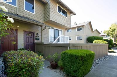 Pleasanton Condo/Townhouse For Sale: 3557 Norton Way
