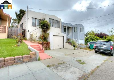 Oakland Single Family Home New: 9818 Thermal