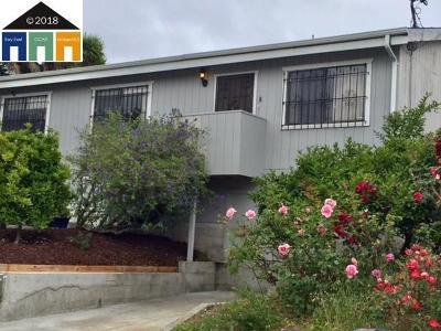 Oakland Single Family Home New: 2228 Vicksburg Ave