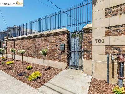 Condo/Townhouse For Sale: 730 29th Street #210
