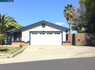 Rodeo CA Single Family Home New: $559,900