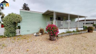 Fremont Mobile Home For Sale: 4141 Deep Creek Rd