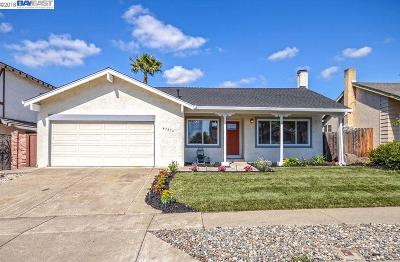 Fremont Single Family Home New: 47436 Mantis St