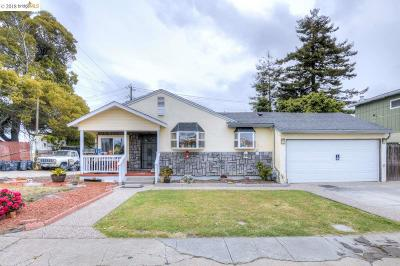 San Leandro Single Family Home New: 15002 Kesterson St