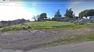 Hayward Residential Lots & Land For Sale: Overhill Drive