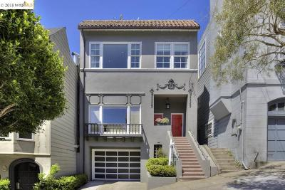 San Francisco Condo/Townhouse For Sale: 2425 Divisadero St