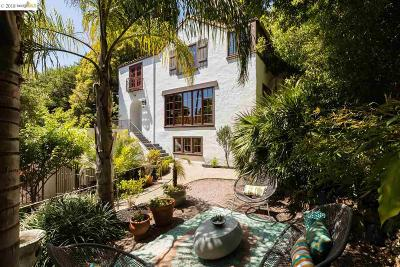 Berkeley Single Family Home For Sale: 20 Crystal Way