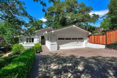 Lafayette CA Single Family Home For Sale: $1,385,000
