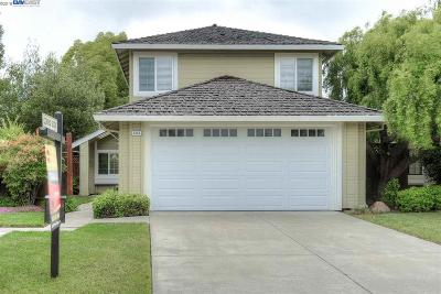 Pleasanton CA Single Family Home Pending Show For Backups: $1,049,980