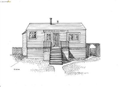 Oakland Single Family Home Pending: 1623 69th Ave