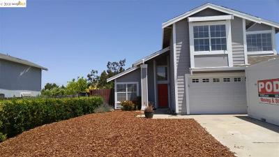 Vallejo Single Family Home For Sale: 34 Brighton Dr