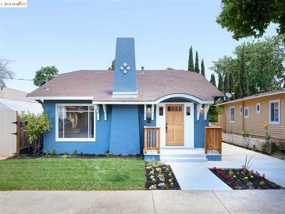 Pittsburg Single Family Home Pending Show For Backups: 725 E 12th Street