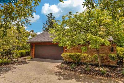 Orinda Single Family Home For Sale: 432 Ridge Gate Rd